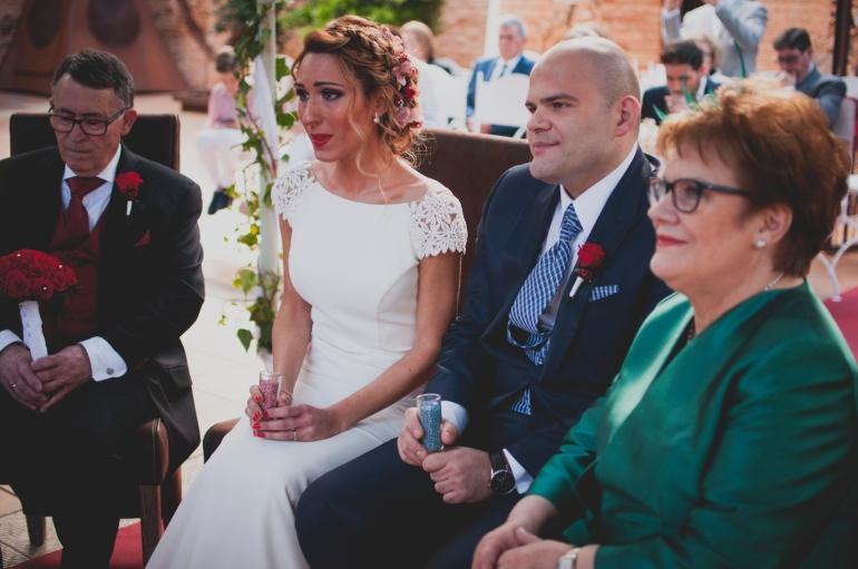 Reportaje de boda de Cristian y Marilo