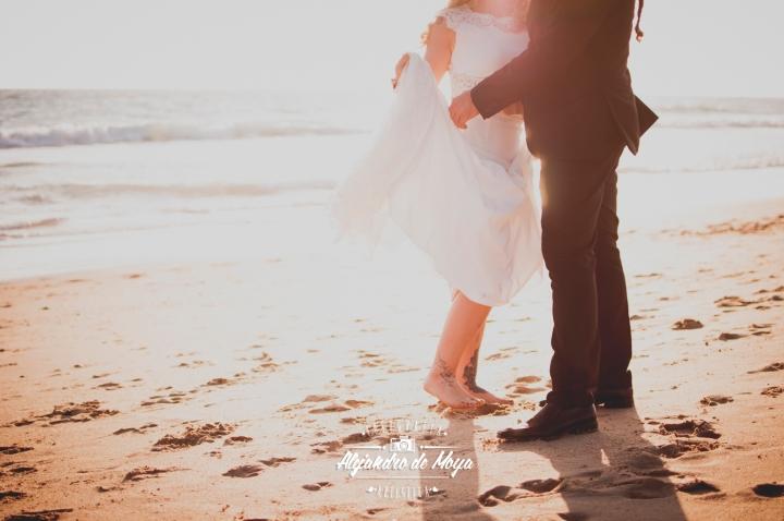 Reportaje de boda en Zahara de los Atunes | Tony &Elena